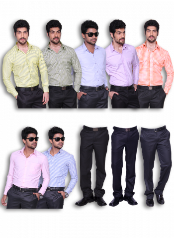 Tommy Hunter Brazil 10 Pcs Mens Collections